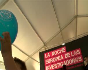 Spot La Noche Europea de los Investigadores Jaén