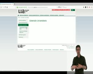 Universidad Virtual: Tu formación en un click - Extensión universitaria