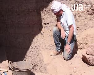 Séptima semana de trabajos arqueológicos en la necrópolis de Qubett el-Hawa en Asuán (Egipto)