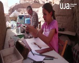 Última semana de trabajos arqueológicos en la necrópolis de Qubett el-Hawa en Asuán (Egipto)