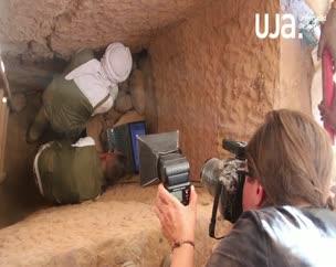 La misión de la Universidad de Jaén en Qubbet el-Hawa descubre una estructura intacta