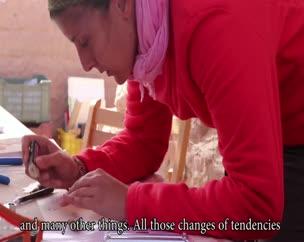 2ª semana de trabajos arqueológicos en la necrópolis de Qubbet el Hawa (Asuán, Egipto).