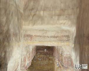 Modelo 3D de la tumba QH34bb de Qubbet el Hawa