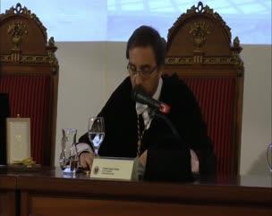 Concesión de la Medalla de Oro de la UGR a las Universidades de Almería y Jaén