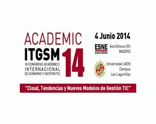IX Congreso Académico Internacional de Gobierno y Gestión TIC 2014
