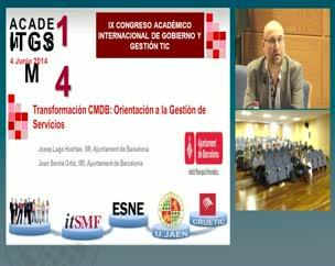 Caso Práctico de gestión TI. Ayuntamiento de Barcelona