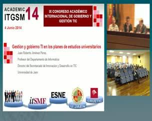 Gestión TI en los planes de estudios Universitarios