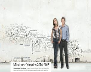 Spot Campaña de Másteres Oficiales de la UJA 2014-2015