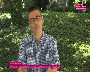 Santiago Pelegrina hablará sobre la 'memoria de trabajo'
