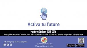 Campaña Másteres 2015-2016