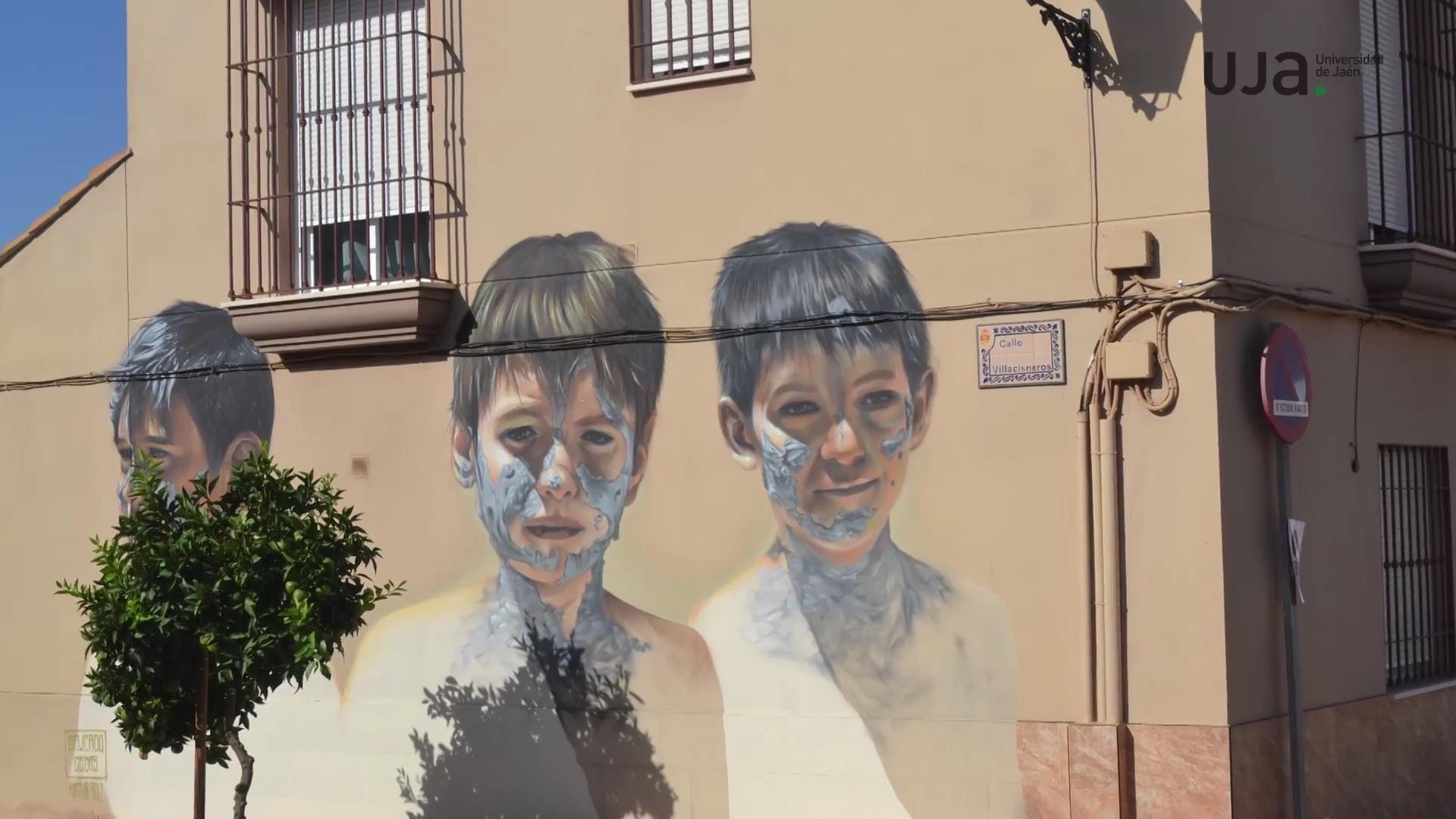 El arte urbano como generador de identidad en la población de las ciudades