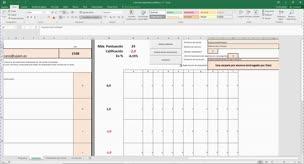 Descripción de la utilidad en Excel para crear tests de tipo Respuesta Múltiple, versión 1.1