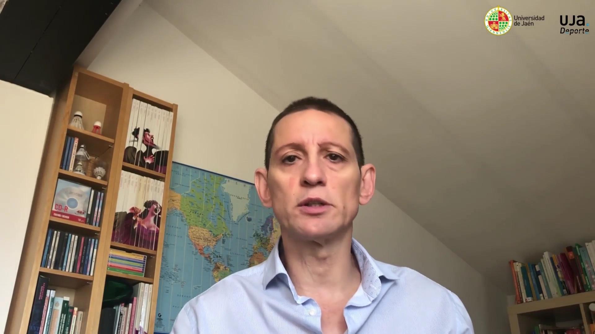 Entrevista a David Cabello Manrique