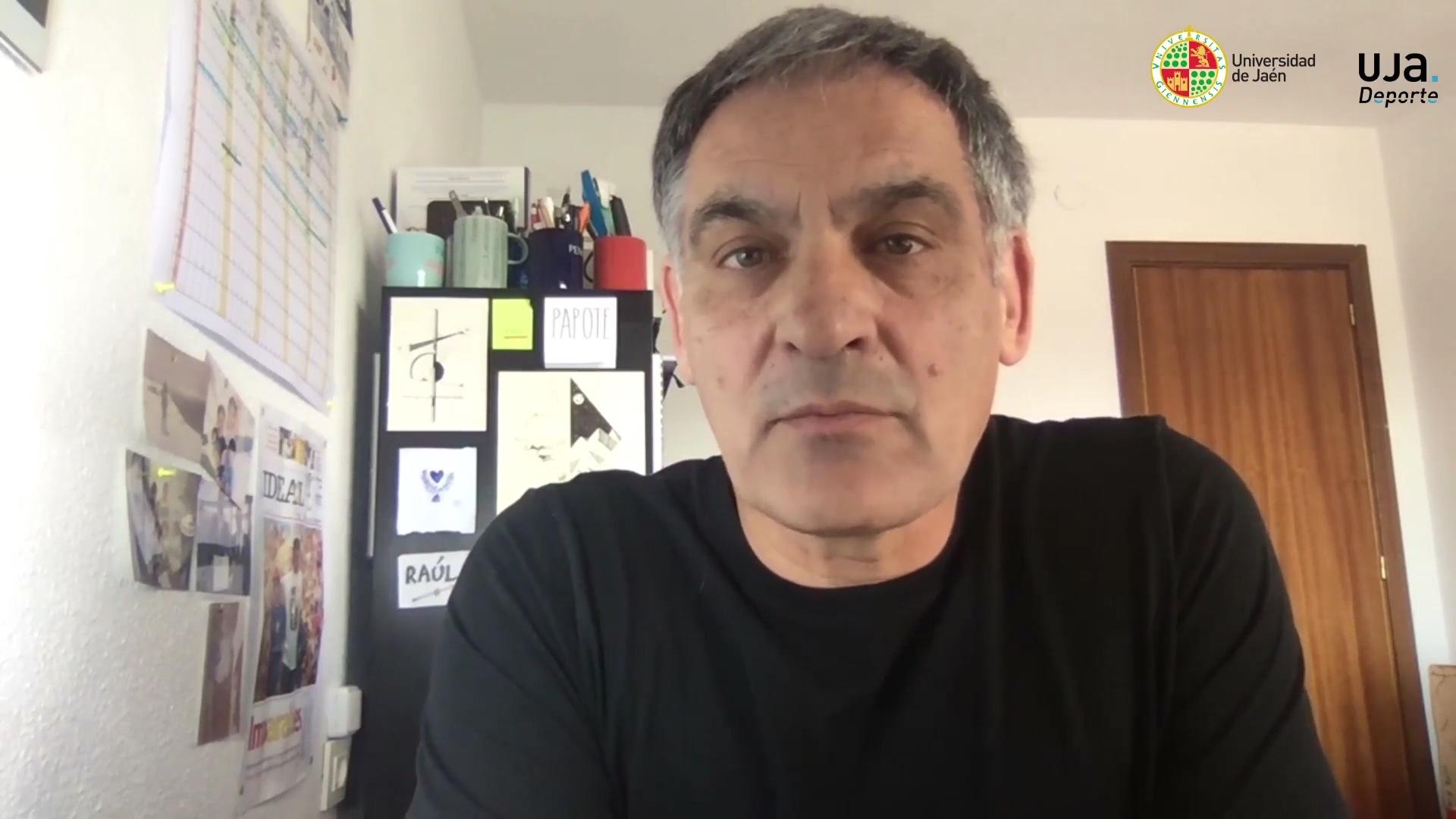 Entrevista a Raúl Arellano Coromina