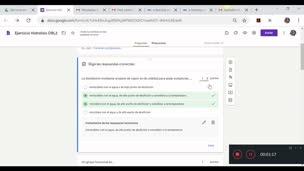 Cómo utilizar Google Forms para hacer exámenes (5/5). Ejercicios Evaluables
