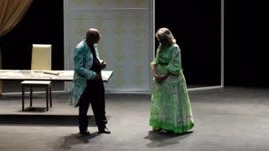 ENATU  2016. Un soñador para un pueblo, por Taller de Teatro del PUM de la Universidad de Jaén