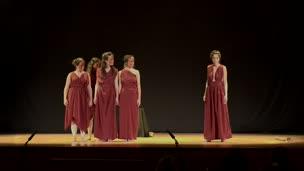 ENATU  2016. Heroidas, por Esperando Teatro de la Universidad de Cádiz