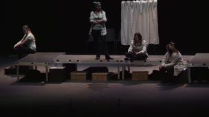 ENATU  2016. La Fundación, por Mamadou Teatro