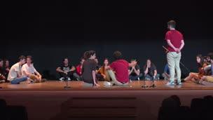 ENATU  2017. Fuente Ovejuna (trabajo en proceso), por Esperando Teatro de la Universidad de Cádiz