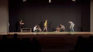 ENATU  2017. Sueño-Noche-Verano #amorrománticoporuntubo (trabajo en proceso), por Aula de Teatro de la Universidad de Huelva