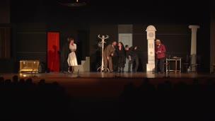 ENATU  2017. Arsénico por compasión , por In Vitro-Teatro de la UJA