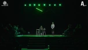 ENATU  2018. ¡Viva la guerra! (trabajo en proceso), por Aula de Teatro de la Universidad de Almería