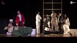 ENATU  2019. Marat/Sade, por In Vitro-Teatro de la UJA
