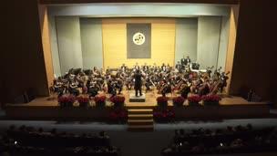 Concierto de Navidad de la Universidad de Jaén (Campus Las Lagunillas, 2016)