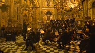 Requiem (Missa pro Defunctis) de Michael Haydn, MH 155 Solistas: C. Cordero (soprano), C. Gilabert (mezzosoprano), R. Barceló (tenor) y F. Crespo (bajo)