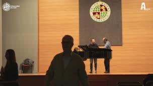 asterclass  VII Edición del curso Jaén Ópera Joven  2018), 1ª parte