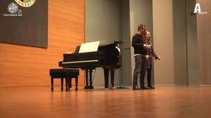 Masterclass  VII Edición del curso Jaén Ópera Joven  2018), 2ª parte