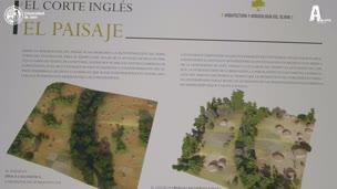 """Exposición """"Jaén Desaparecido II. Exposición La Villa de los Robles: Arquitectura y Arqueología del olivar"""""""