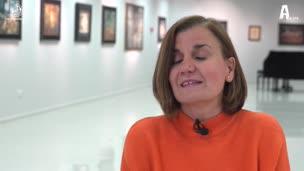 Exposición Visionarios en Paralelo, de Juan Antonio Guirado