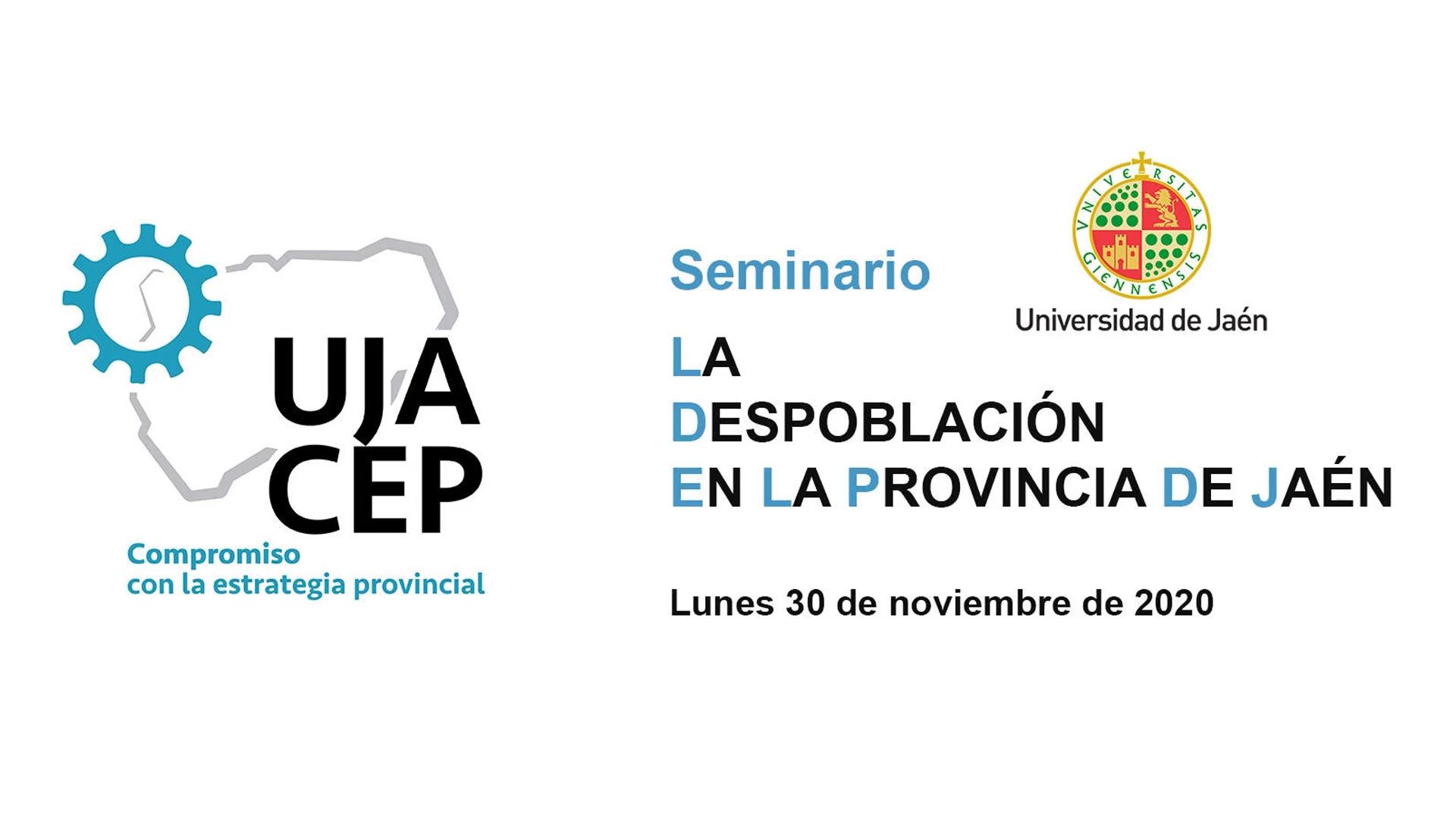 La despoblación en la provincia de Jaén