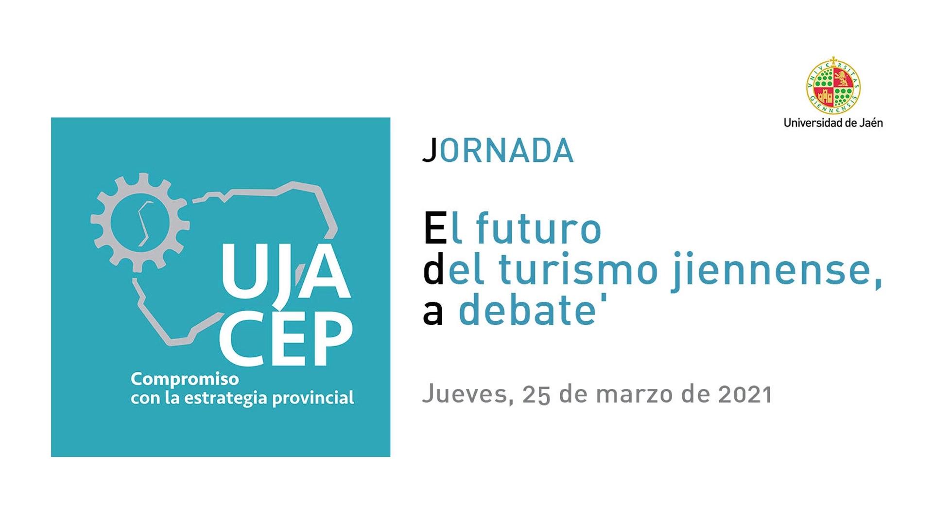 Jornada 'El futuro del turismo jiennense a debate'