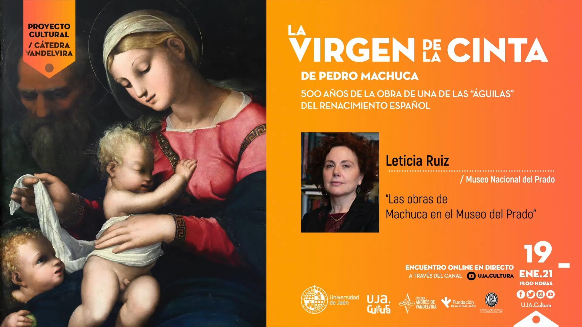 Las obras de Machuca en el Museo del Prado