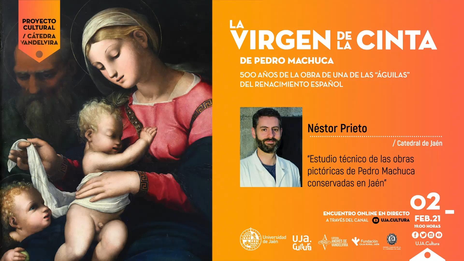 Estudio técnico de las obras pictóricas de Pedro Machuca conservados en Jaén