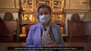 Restauración de la Virgen de la Cinta de Pedro Machuca de la Catedral de Jaén