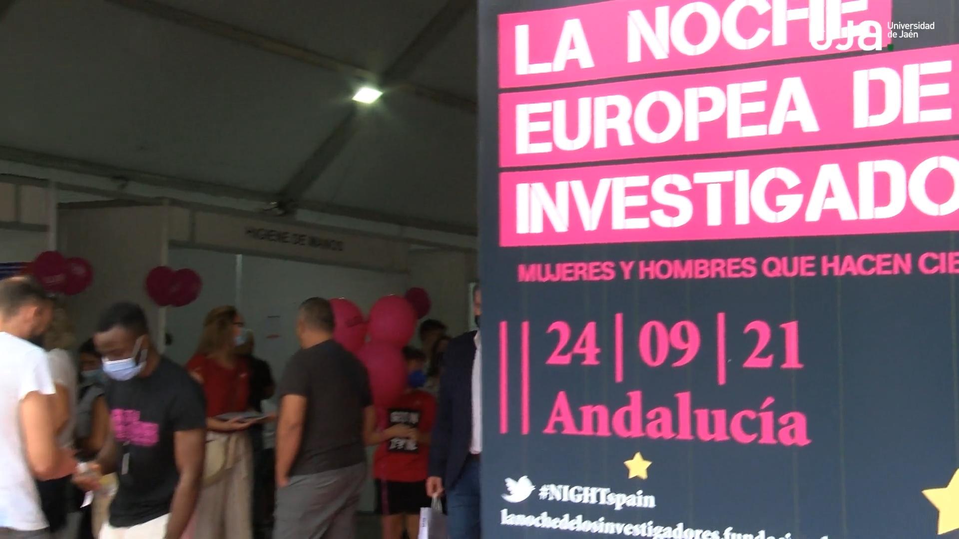 Resumen de la Noche Europea de Los Investigadores 2021